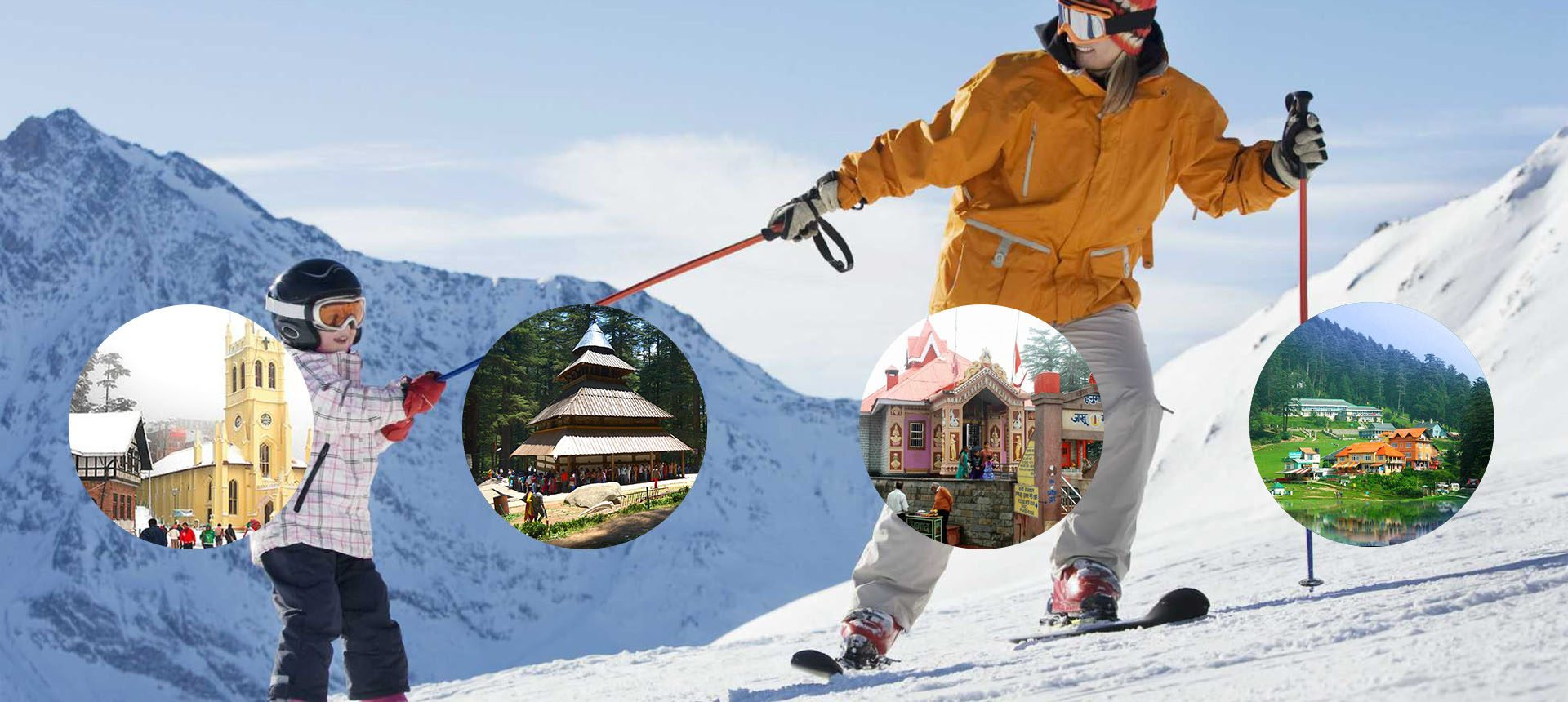 Himachal Tour Package | Himachal Tourism Information