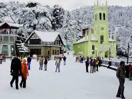 Shimla Chail Tour Package