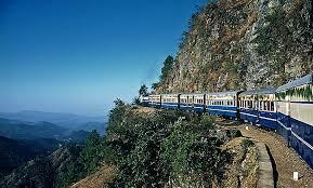 Kalka To Shimla Toy Train