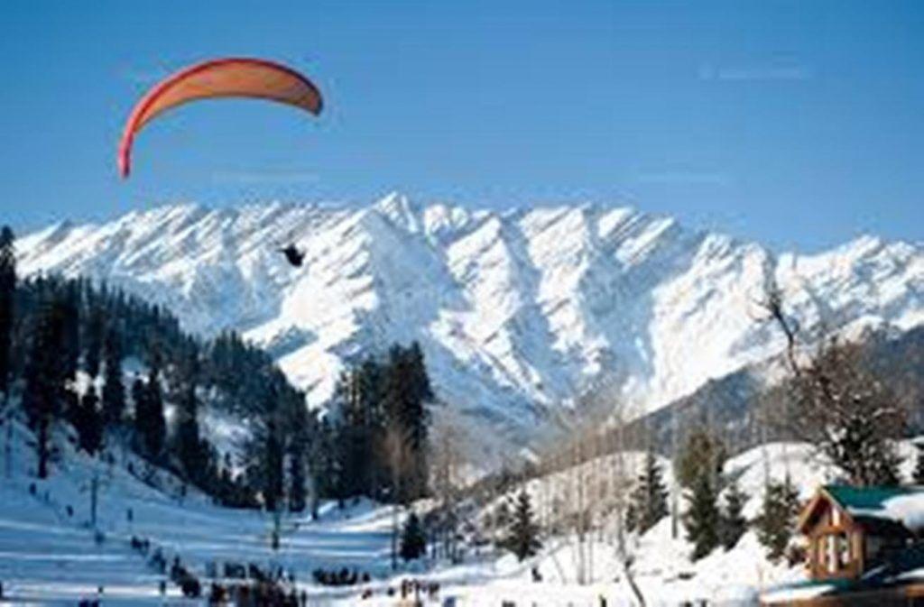 Solang Valley Tour Package
