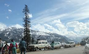 Shimla Kullu Manali Dharamshala Dalhousie Vacation Package