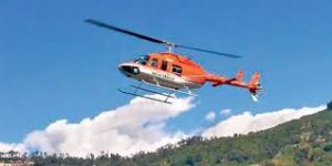 Helicopter Service In Himachal
