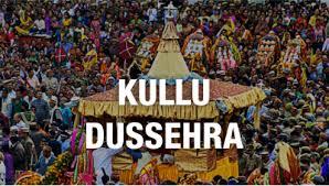 Dussehra Festivals in Kullu, Himachal