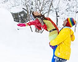 Honeymoon in Himachal during snowfall