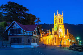 Shimla Kullu Manali Dharamshala Tour Package