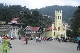 Shimla Kullu Manali Chandigarh Tour Package