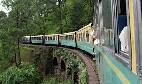 Kalka To Himachal Holiday By Toy Train