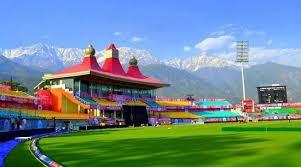 Dharamshala Travel Guide - Cricket Stadium, Dharamshala