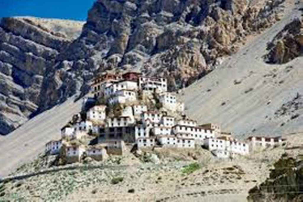 Spiti Buddhist Culture Tour, Key Monastery
