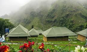 Camp Stay In Dharamshala, Himachal Pradesh