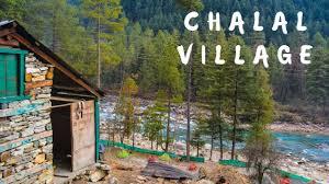 Kasol Chalal Tosh Trekking Tour