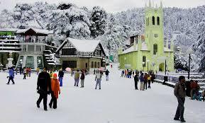 Shimla Kullu Manali Dharamshala Dalhousie Chandigarh Honeymoon Package