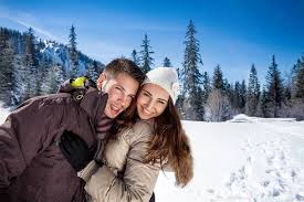 Honeymoon Couple In Dalhousie