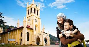 Shimla Kullu Manali Chandigarh Honeymoon Package