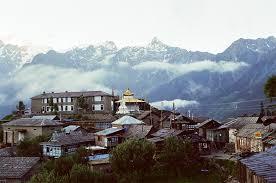 Kalpa Tour Guide - Kalpa Town
