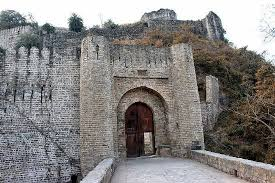Kangra Tourist Places - Kangra Fort