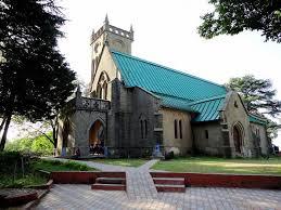 Kasauli Tourism Information - Kasauli Church
