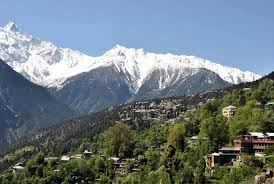 Kinnaur Travel Guide - Kinner Kailash Mountain