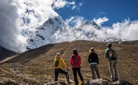 Lamadugh Snow Trekking In Himachal