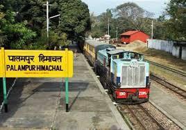 Palampur Tourism Information - Palampur Railway Station