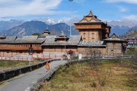 Sarahan Tourism Information - Bhimakali Temple