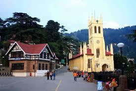 Shimla Tourism Information - Christ Church, Shimla