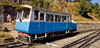 Shimla Chair Car Toy Train