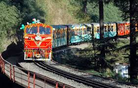 Kalka To Shimla Toy Train Ride