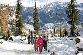 Manali Lamadugh Snow Adventure Trek