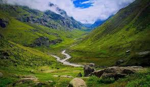 Tosh Valley In Himachal Pradesh