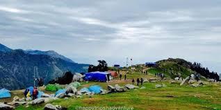 Triund Trekking & Camping Trip