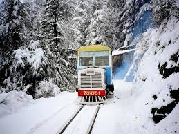 Kalka Shimla Chail Holiday By Toy Train