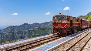 Shimla Toy Train Shivalik Express