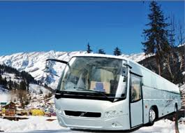 Manali Budget Holiday By Volvo Bus