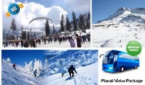 Shimla Budget Trip By Luxury Bus